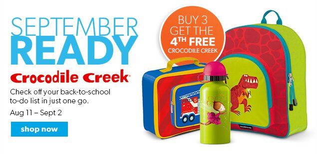 Shop Crocodile Creek Now
