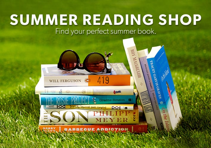 Summer Reading Shop: Find your perfect summer book