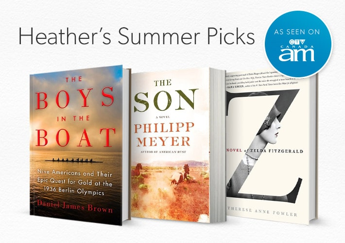 Heather's Summer Picks