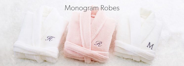 Monogram Robes