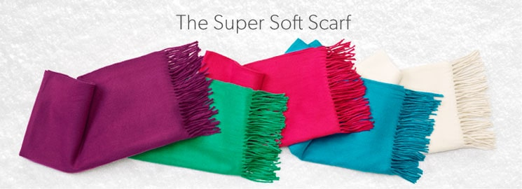 The Super Soft Scarf