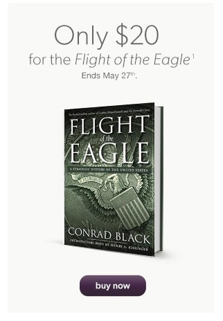 Only $20 for the Flight of the Eagle(1)