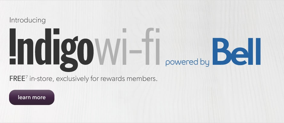 Free Bell Wi-Fi in-store for rewards members, learn more