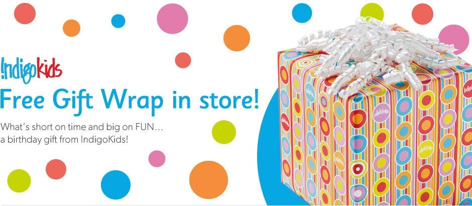 Indigokids Gift Wrap