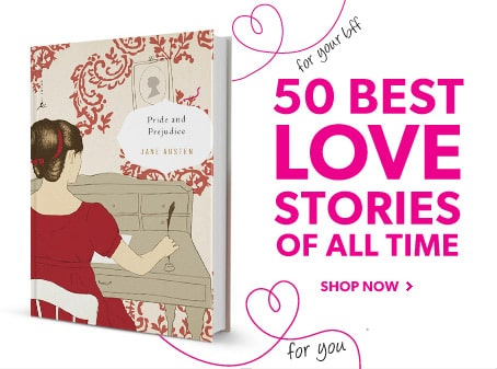 50 Best love stories of all time