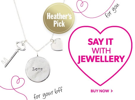 Say it with jewellery