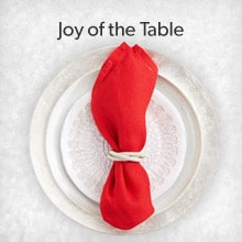 Joy of the Table