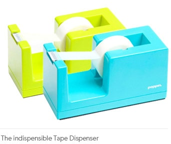 The indispensible Tape Dispenser