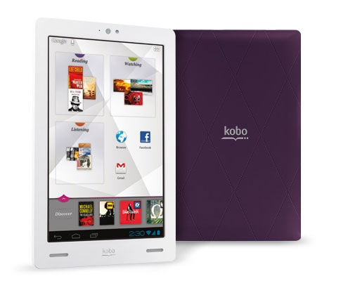 The Kobo Arc