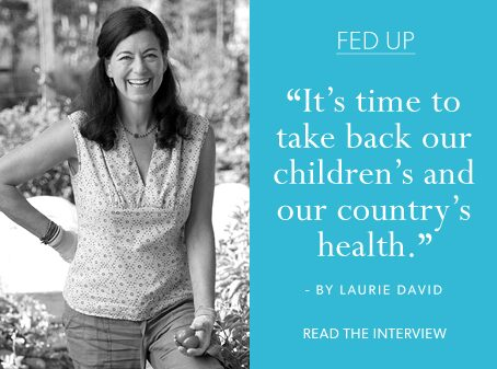 read the interview with Laurie David