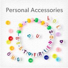 #IndigoBFF personal accessories
