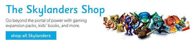 The Skylanders Shop