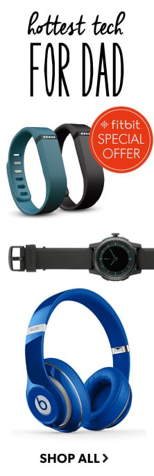 fitbit special offer - shop the best tech for Dad