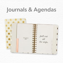 shop kate spade new york journals and agendas