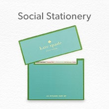shop kate spade stationery