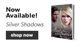 pre-order Silver Shadows: A Bloodlines Novel by Richelle Mead