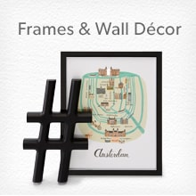 Shop frames and wall décor