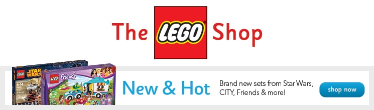 New & Hot LEGO - Shop brand new sets from Star Wars, CITY, Friends and more!