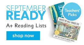 Shop A+ Reading Lists Now!
