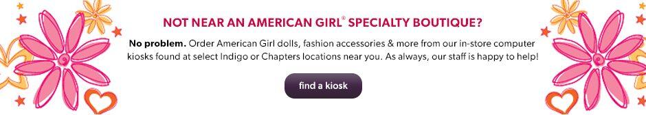 Find a Kiosk