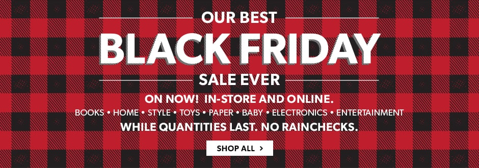 Black Friday - Our Best Sale Ever