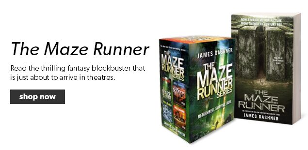 James Dashner's The Maze Runner