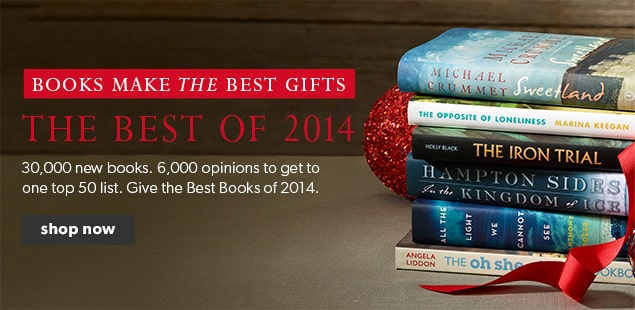 Our favourite books of the year!