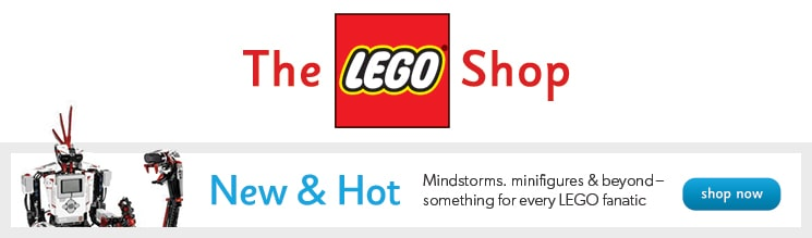 New & Hot LEGO - Shop brand new sets from Mindstorms, minifiguers and beyond!