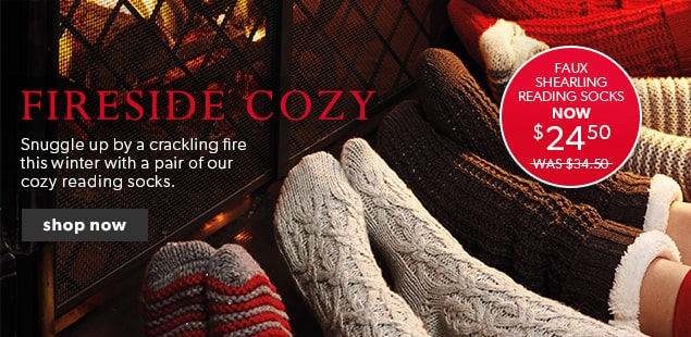 Fireside Cozy-Accessories