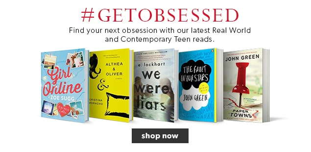 #GetObsessed Real World and Contemporary Reads