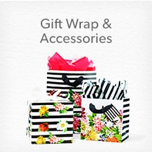 shop Gift Wrap & Accessories