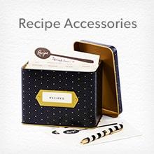shop Recipe Accessories