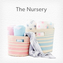 shop Nursery Blankets & Decor
