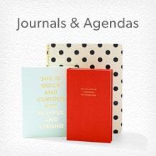 shop kate spade journals