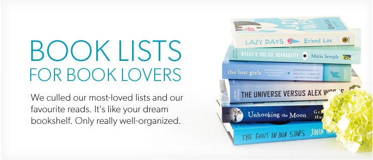 Book Lists for Lovers
