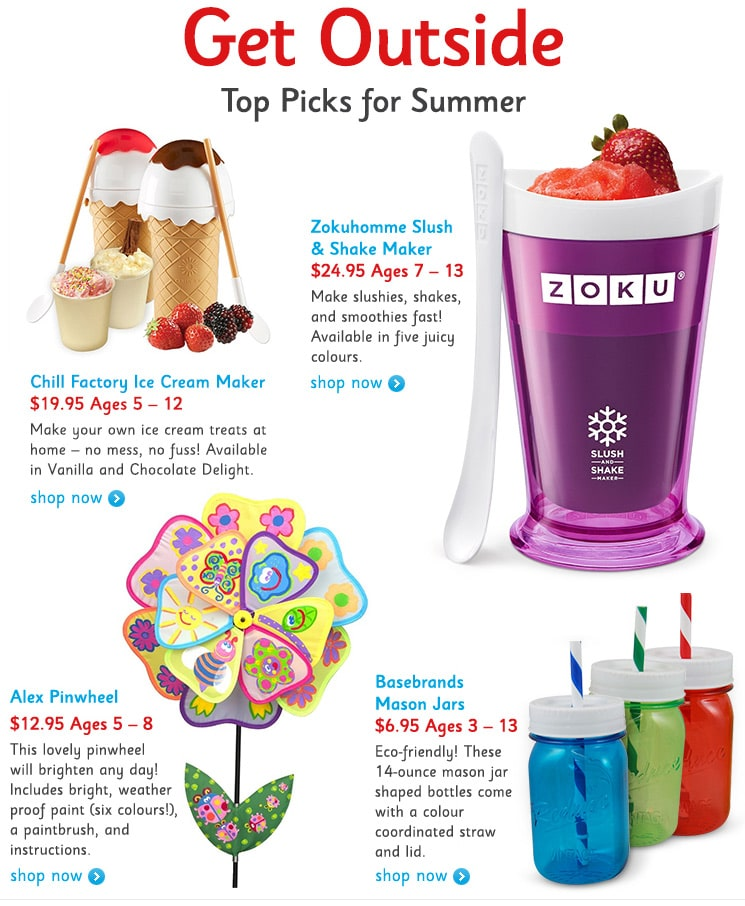 Get Outside with Indigo's Top Outdoor Toy Picks for Summer!