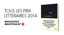 Prix litteraires 2014 - magasinez maintenant