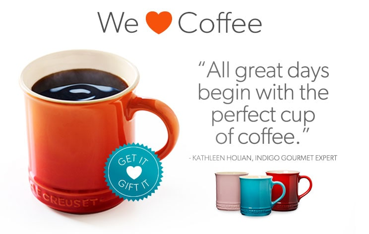 All great days begin with the perfect cup of coffee. Shop Coffee