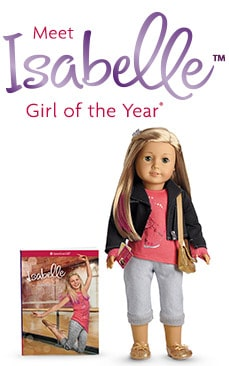 Meet Isabelle, Girl of the Year