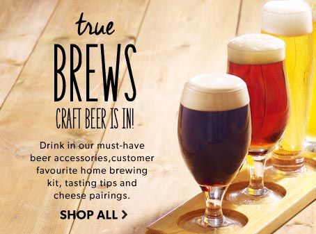 True Brews: Craft beer is on