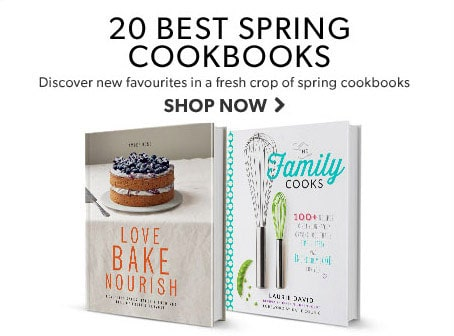 shop the 20 best spring cookbooks