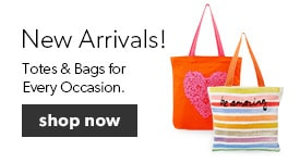 Bags and totes new arrivals