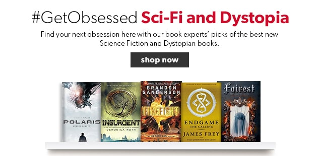 #GetObsessed Dystopian and Scifi