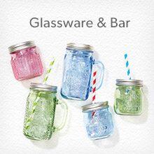 Shop Glassware and Barware
