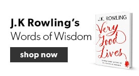 JK Rowling's Very Good Lives