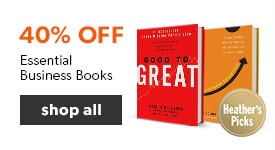 40% off select business essentials