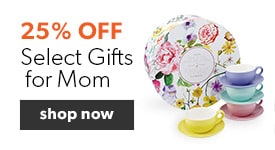 25% off Tea Accessories for Mom