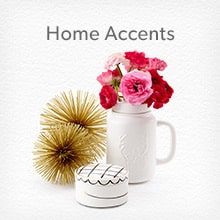 shop for home accents