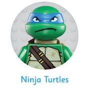 shop Ninja Turtles LEGO