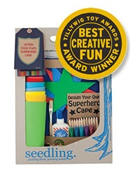 Design Your Own Superhero Cape